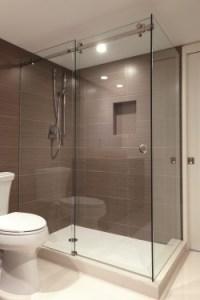 Frameless-Slider-Shower-200x300 Fully Frameless Sliding Shower Screen