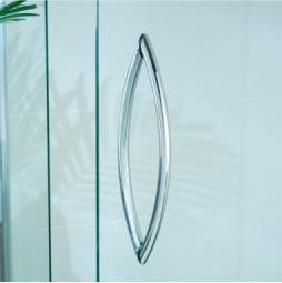 4-1 Semi Frameless Shower Screens