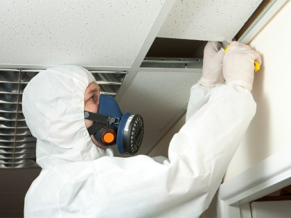 Leave asbestos to the professionals