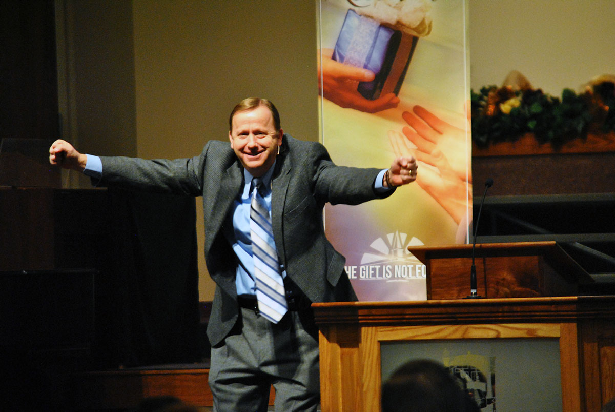 Encouraging Preaching
