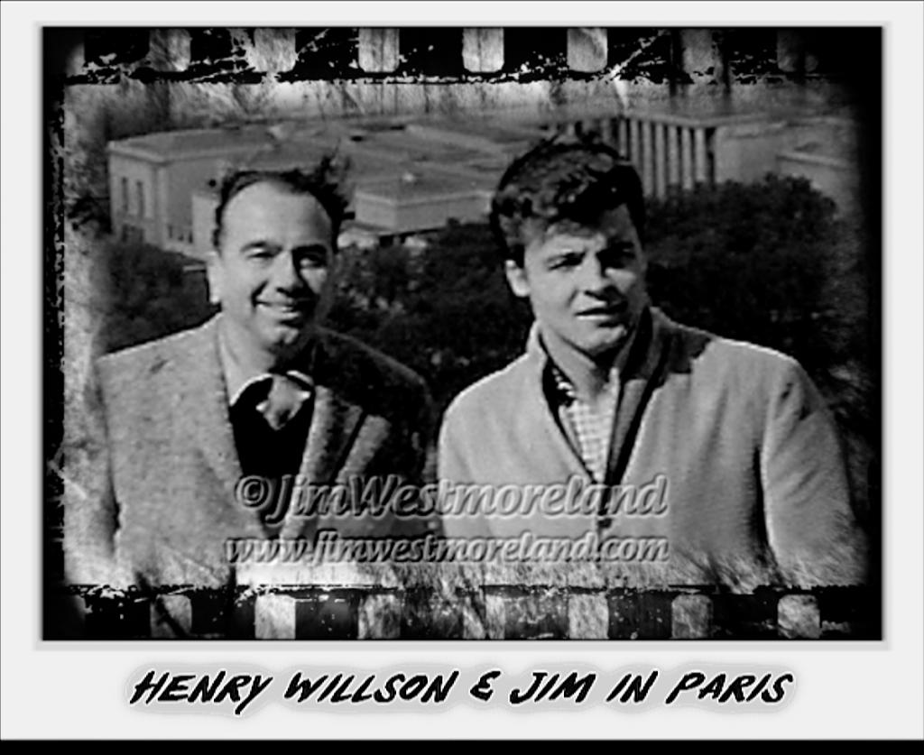 Henry Wilson Talent Agent Book