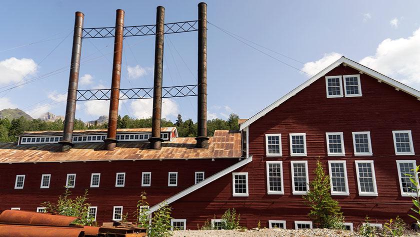 Kennecott Power Plant