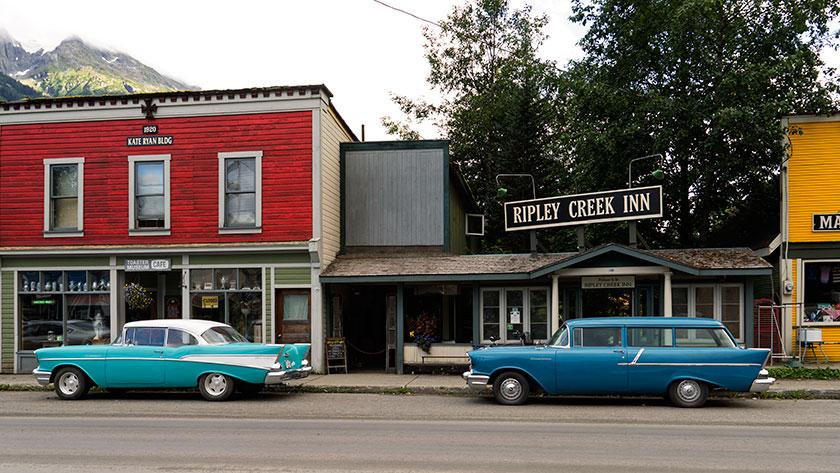 Chevy's in Stewart