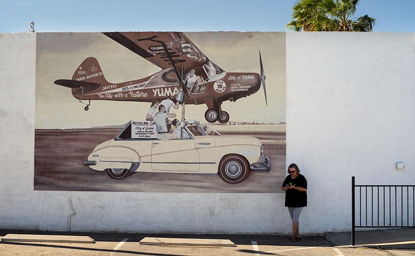 Yuma Mural