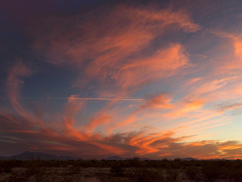 Wenden Sunset