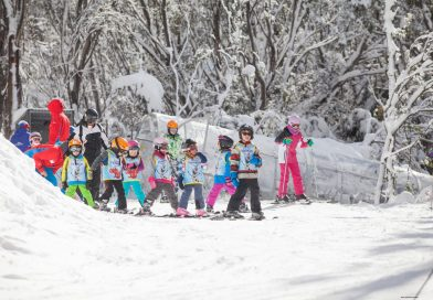 Thredbo Kids Ski FREE June & September