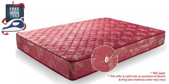 Orthoboon     Jindal Mattresses Home Brand Mattress Online at Best Prices in India Orthoboon