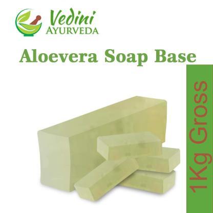 Alovera Soap Base