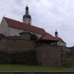 Východobavorská cesta Santiago de Compostela Bad Kotzting