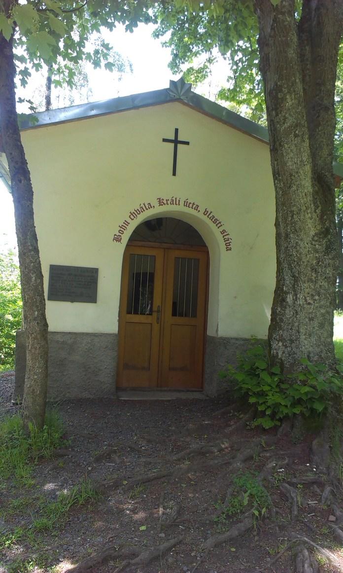 Stará kaplička na Třemšíně