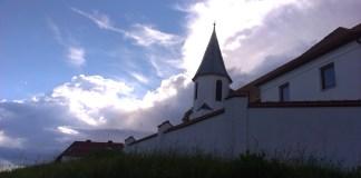 Santiago de Compostela Východobavorská trasa Pilgramsberg