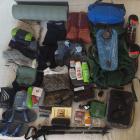 Vybavení na půlroční cestu do Santiaga de Compostela