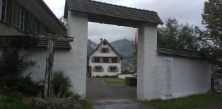 Ubytování ve františkánském klášteře na Svatojakubské cestě