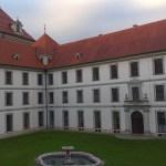 Zahrada kláštera Ottobeuren