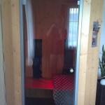 Svatojakubská cesta skýtá i potěšení ve formě sauny