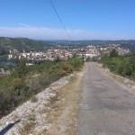 Svatojakubská cesta ve Francii prochází přes město Cahors