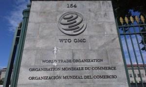 V Ženevě jsem s´prošel kolem Světové obchodní organizace