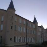 Pouť vedla ve Francii i přes klášter Vaylats