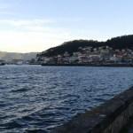 Pobřeží Galície, rybářské město na konci Camino de Santiago