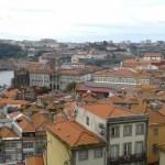 Katedrála v Portu. Camino Portugues