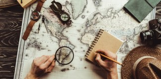 Daleká cesta, cestování, expedice, výprava