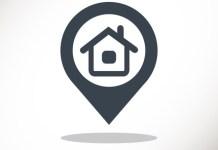 Housesitting, dům na mapě, cestování, bydlení, ubytování