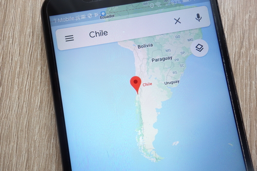 Plán cesty do Chile a Working Holiday