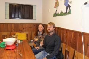 Návštěva vinného sklepu na Moravě