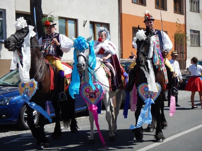 Tradice, Jízda Králů, Slovácko, Slovácký rok, král, kroj, krojovaná jízda.