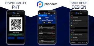 kryptoměna, Phoneum, Cloud Earning PHT, PHT, mobil, aplikace, krypto, Wallet