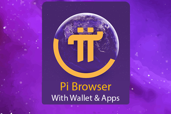Pi Network, Pi Browser, Wallet, peněženka, Kryptoměna