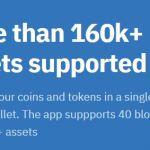 Krpytoměna, kryptoměny, peněženka, coin, token, Trust Wallet, podporované coiny, jaké token podporuje,