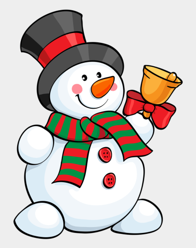 snowman building on Christmas activities for kids
