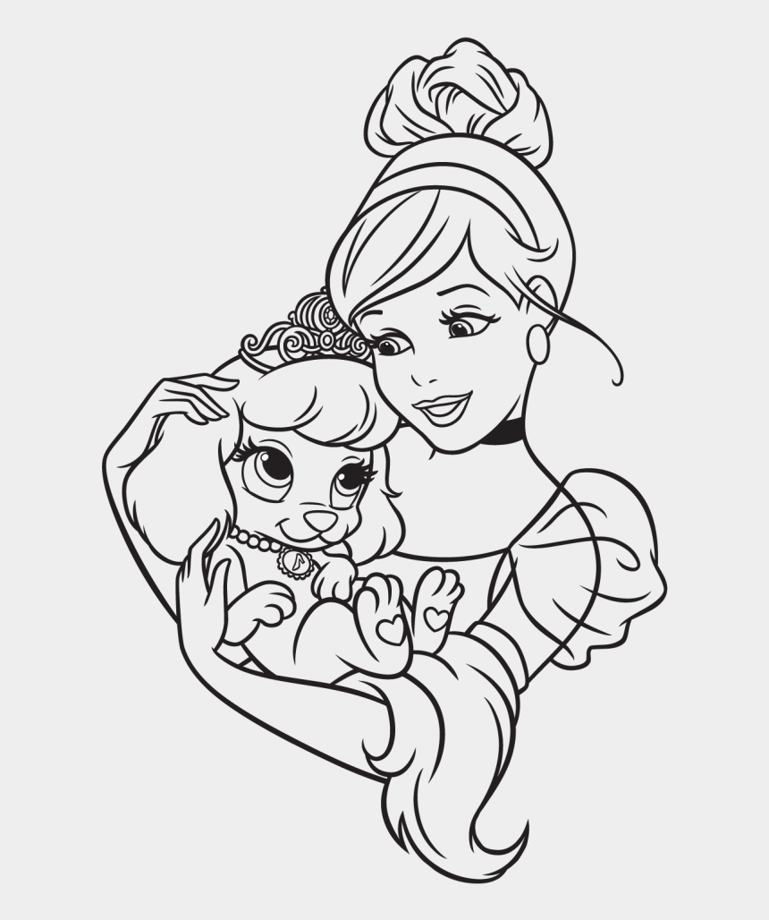 Coloring Pages Palace Pets Coloring Pictures Palace Princess And Pet Coloring Pages Cliparts Cartoons Jing Fm