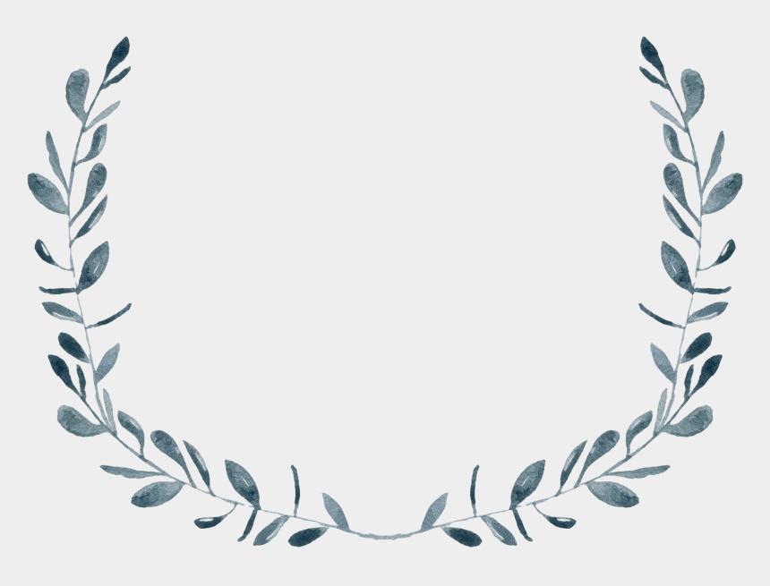 wedding invitation wreath watercolor