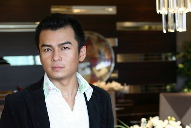 Ouyang Kun, founder of the World Luxury Association.
