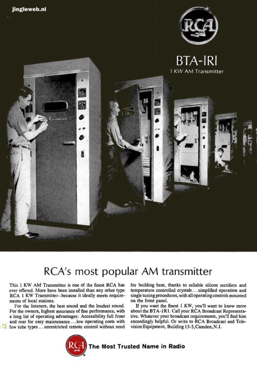 RCA - Advertentie 04.11.1963