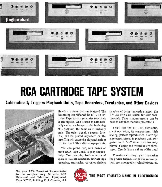 RCA - Advertentie 16.07.1962
