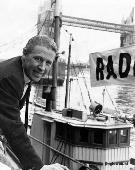 Radio Sutch - Openingsday
