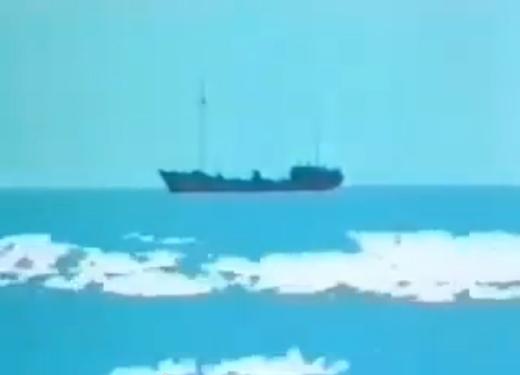 De ZEE van Veronica - still uit TV leader 1976 klein
