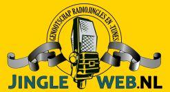 Logo Jingleweb gele ondergrond klein