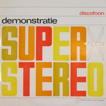 Elpee Super Stereo - Discofoon