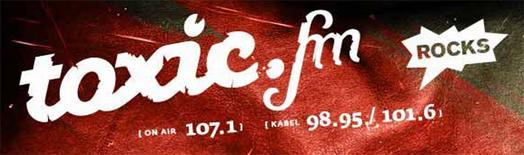 logo Toxic FM