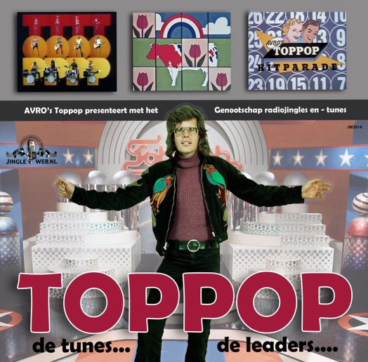 Genootschap - CD & DVD Toppop de tunes.... de leaders ....