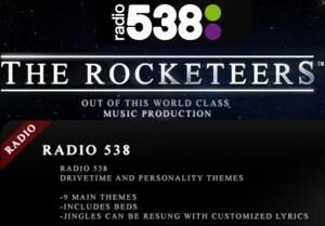 538 Rocketeers