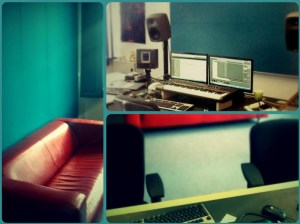 studio Radiospotcel - bron VRT Radiospotcel