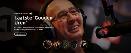 Screenshot Laatste Gouden Uren