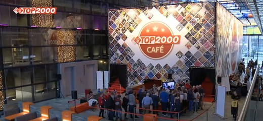 Top 2000 studio op 27 december 15.00 uur