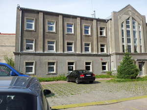 Topradio gebouw Letland