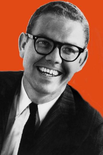 Humorist Stan Freberg, 1961